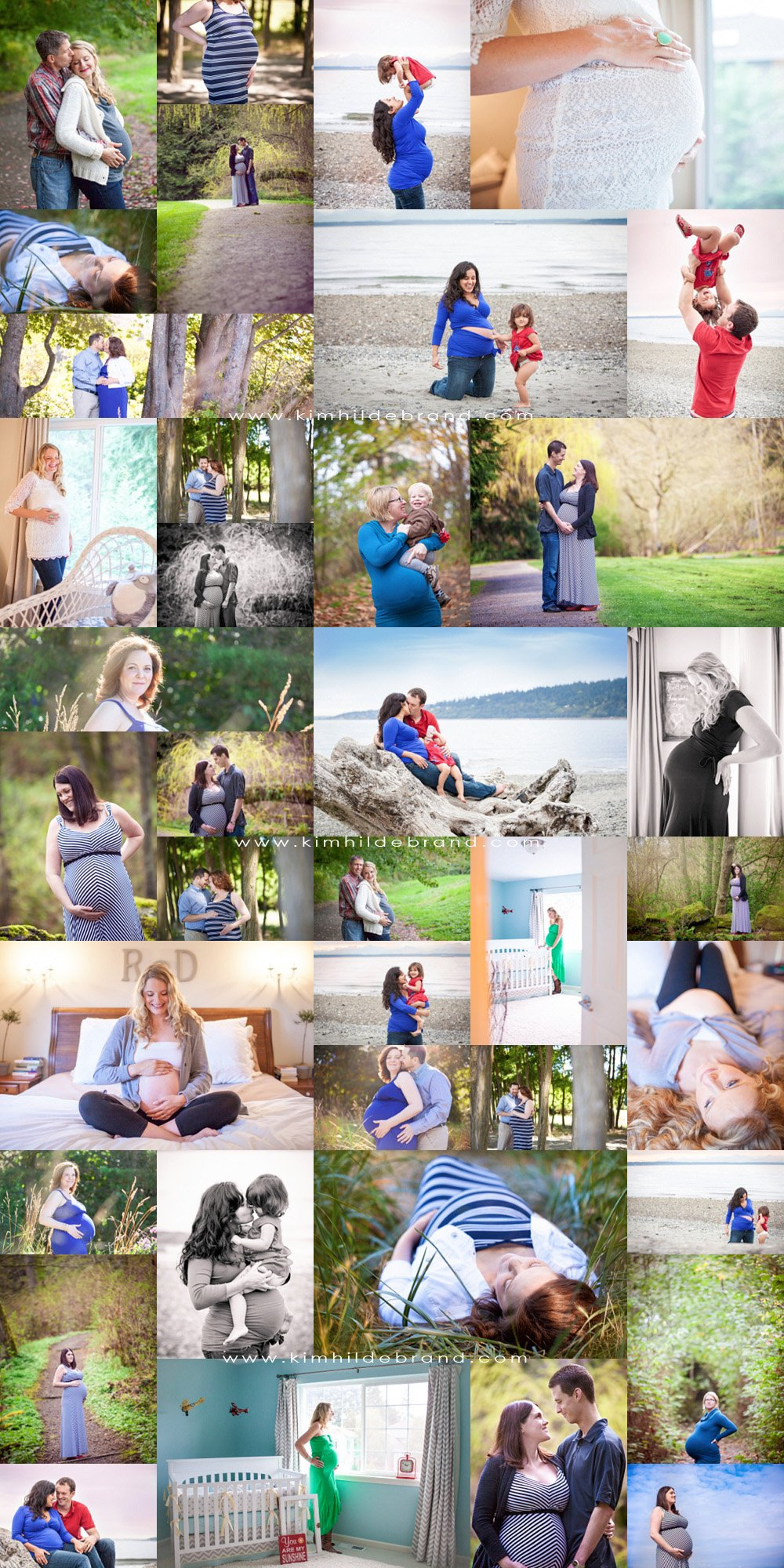 Year in Review | Favorite Maternity Photos of 2013 | Seattle maternity photographer