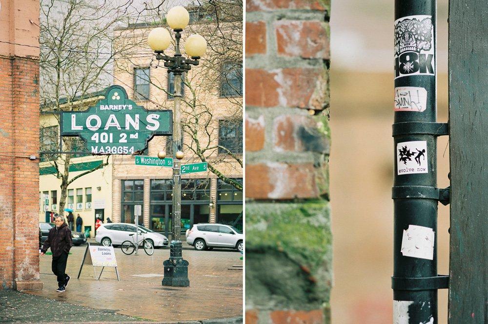 Pioneer Square : Barney's Loans