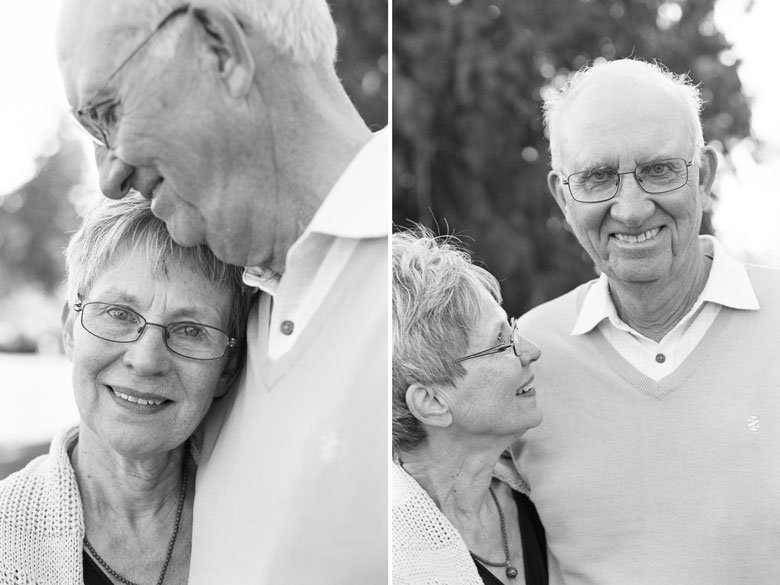 Seattle extended family photographer : grandmother and grandfather couples photo