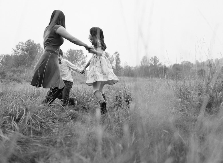 Outdoor Family Photographs Seattle : Suico