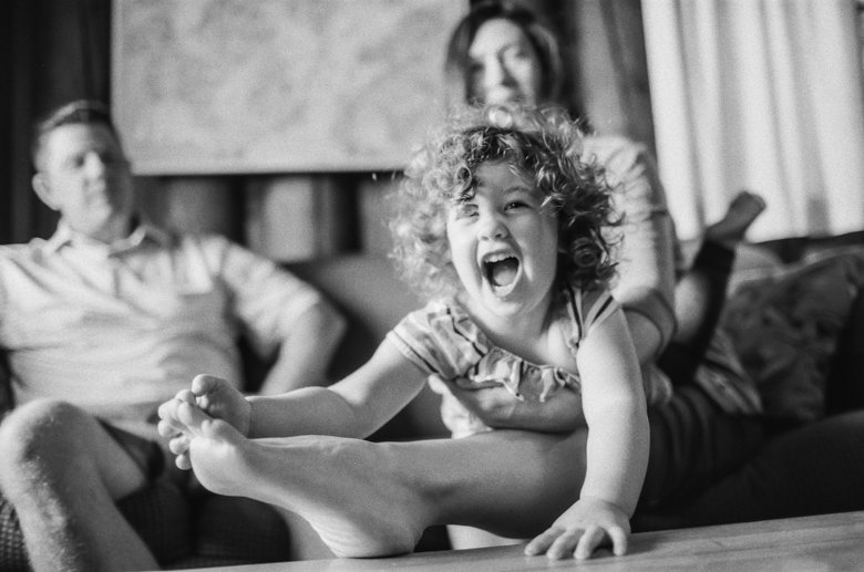 Orcas Island Family Session : Norah