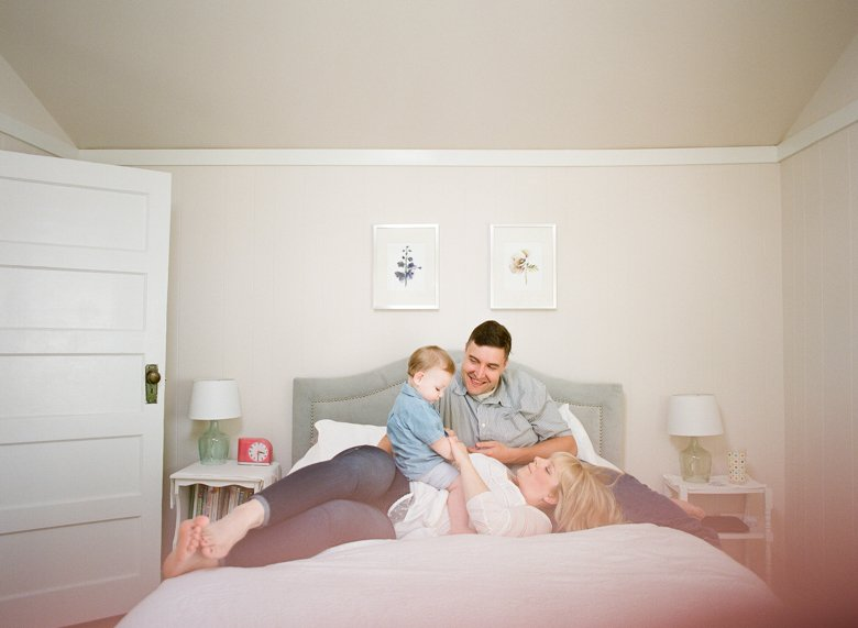 Kavanaugh 1 year : North Seattle Family Photographer