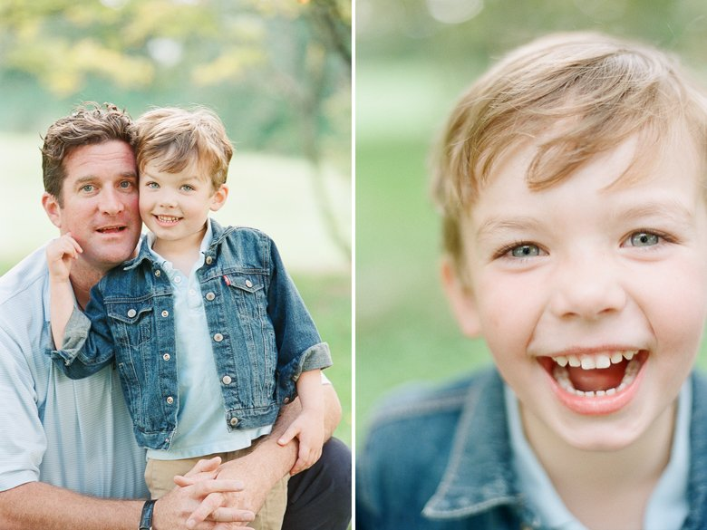 west seattle family photographer | father son