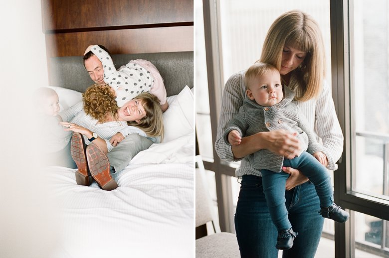 seattle indoor family session