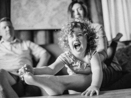 Family Photos with Toddler | Norah