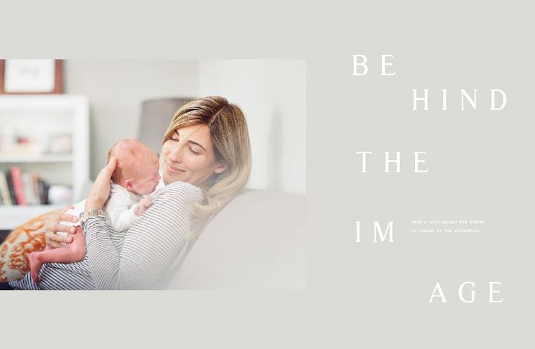mozi magazine feature : film issue : kim hildebrand seattle newborn photographer