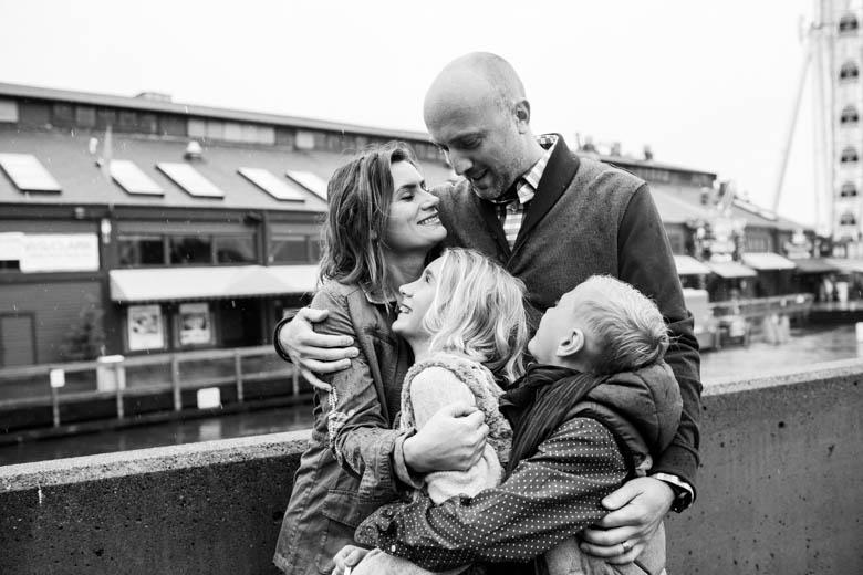 family photos downtown seattle