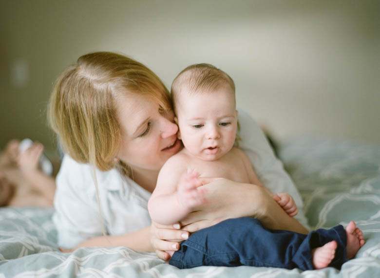 in-home family photos Seattle WA :