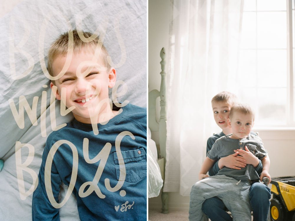 newborn film photographer seattle