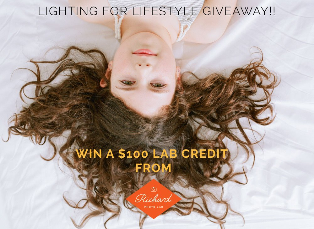 RPL Giveaway - Lighting for Lifestyle