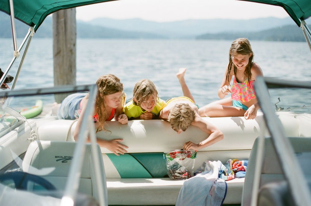 five ways to photograph your kids this summer