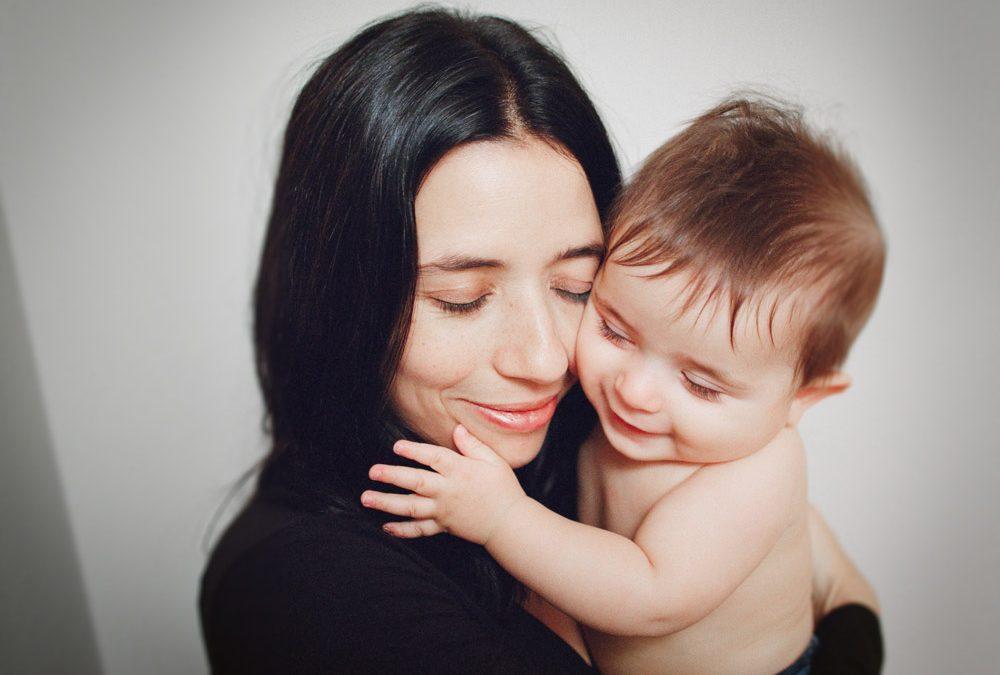Green Lake Family Photographer : Baby Love