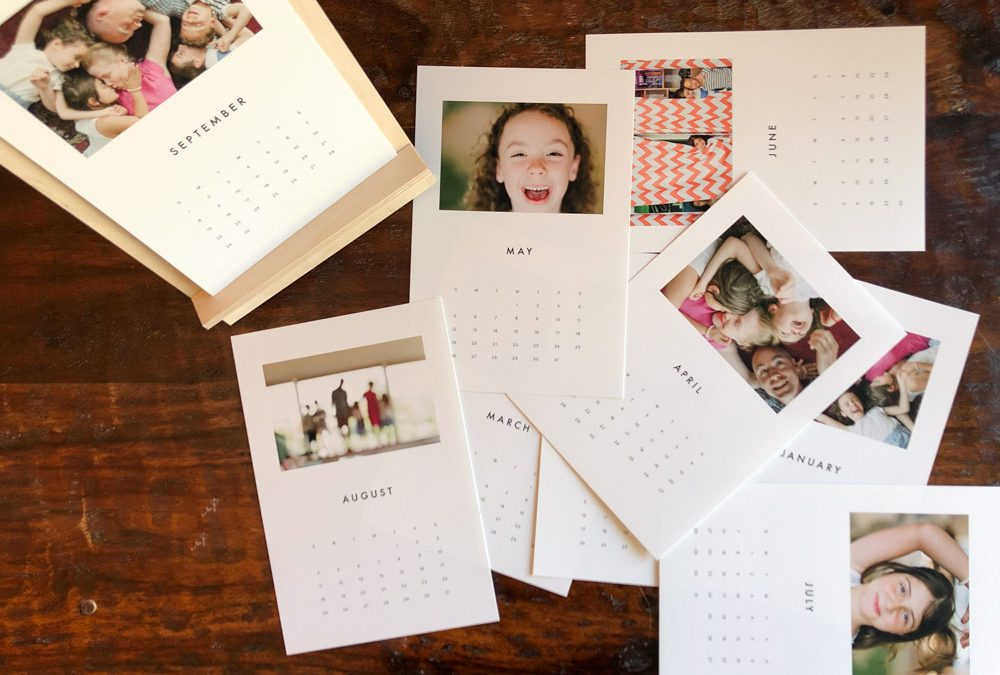 Photo Calendars : New Product