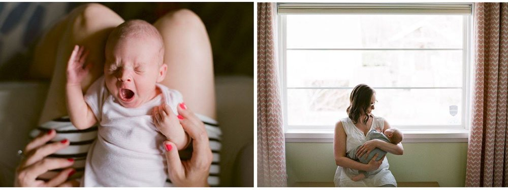 when to schedule your newborn session : seattle newborn photographer