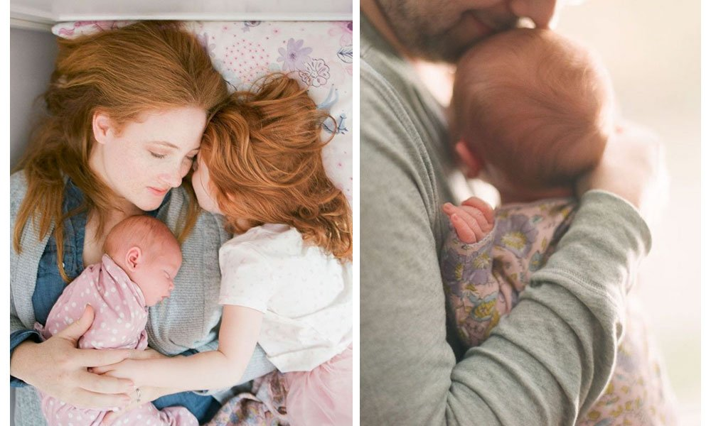 when to schedule your newborn session : newborn photography seattle